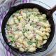 [:en]Gnocchi with Peas and Pancetta[:hr]Njoki sa graškom i pancetom[:]