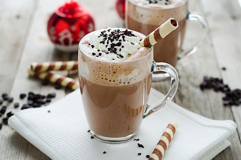 Creamy Hot Cococa