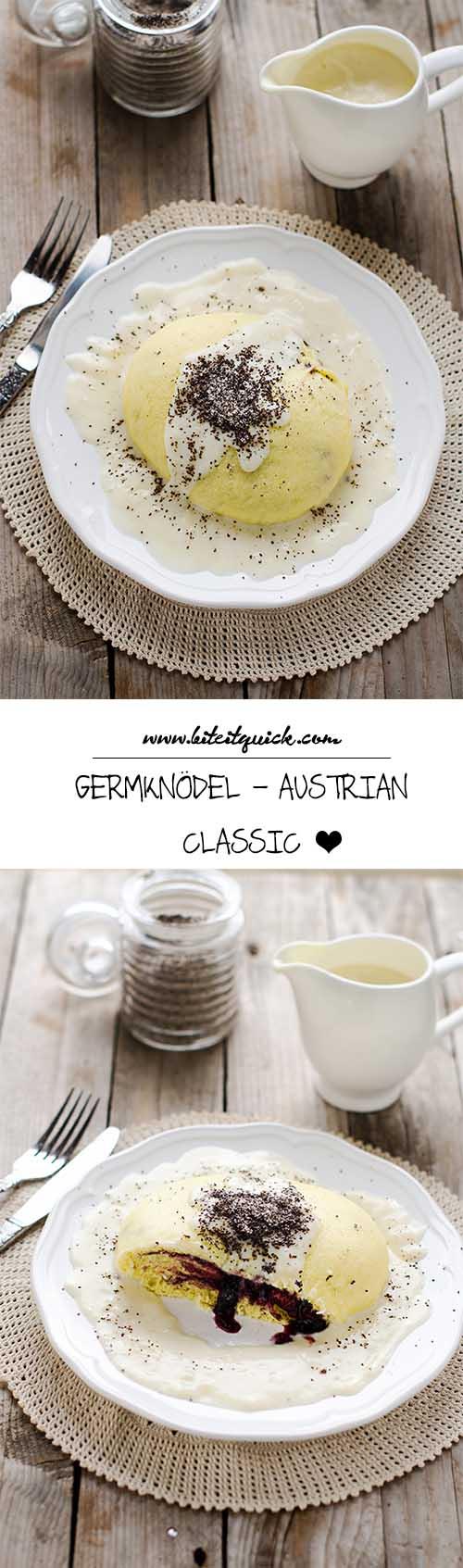 Germknödel- Austrian Classic ♥