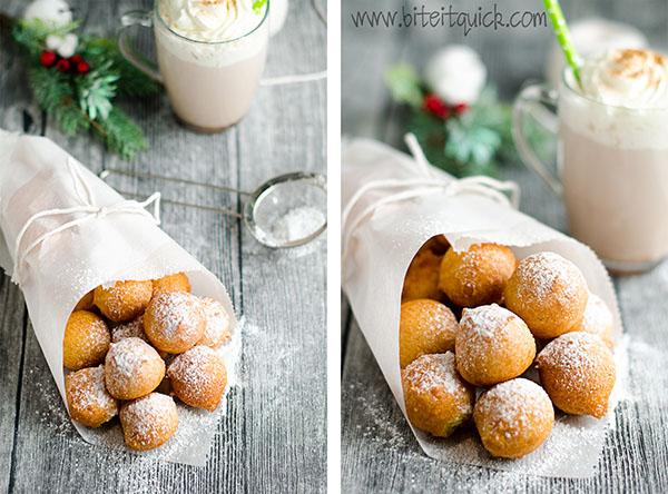 Fritule - Croatian Fritters